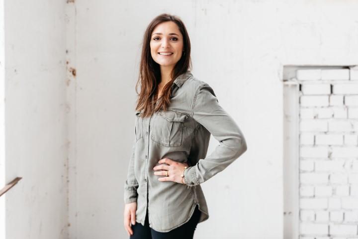 Nieuw in het team: Mélissa